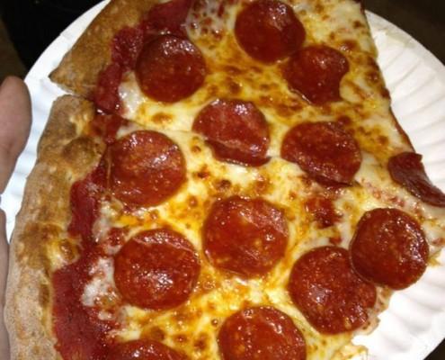 Pepperoni Pizza in Newport Beach