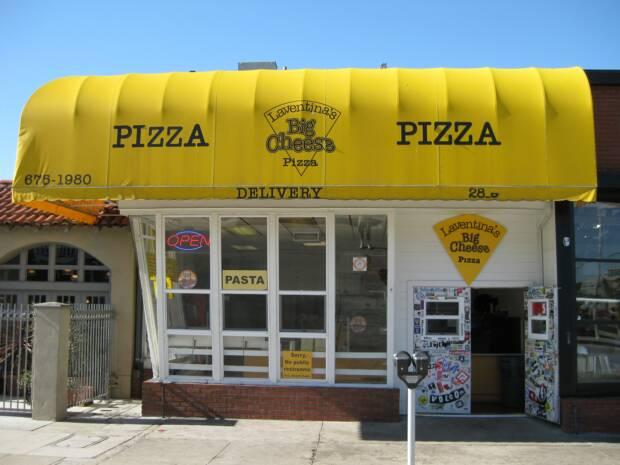 Laventina's Pizza in Newport Beach
